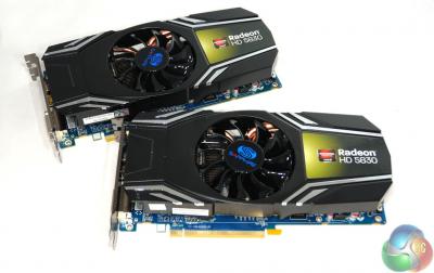 Sapphire Radeon HD 5830 Xtrem