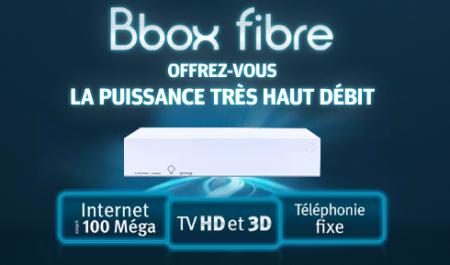 Bouygues Telecom Bbox fibre