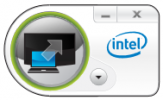 Intel Widi Widget