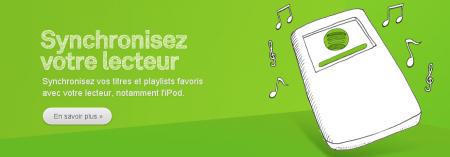 Spotify iPod