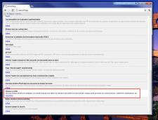 Google Chrome profils multiple