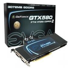 EVGA GTX 580 3072 Mo FTW Hydro Copper 2