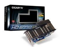 Gigabyte Radeon HD 6770 6750