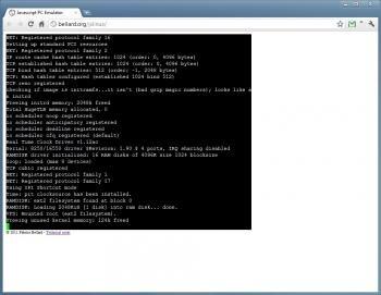 emulateur linux javascript
