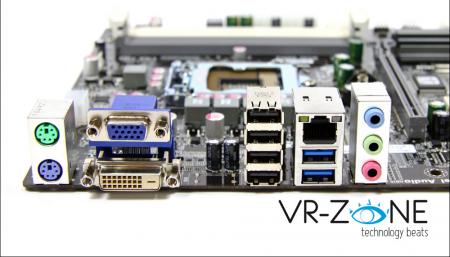 Carte mère VR-Zone H61