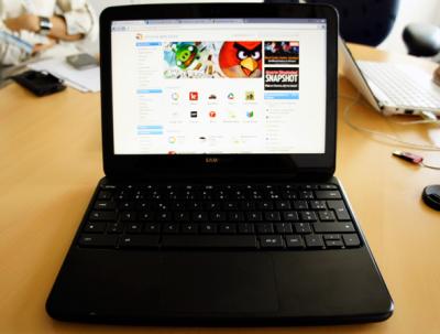 Samsung Serie 5 Chrome OS