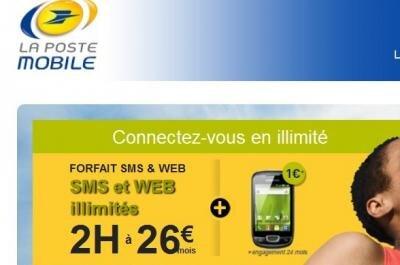 la poste lapostemobile.fr forfait mobile