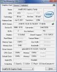 Dell XPS15z GPU-Z HD3000
