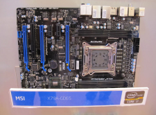 Computex 2011 X79 LGA 2011