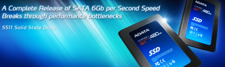 A-DATA SSD S511