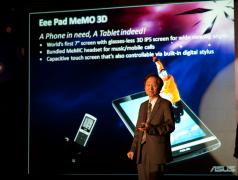 Eee Pad Memo 3D