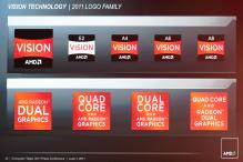 AMD Vision branding