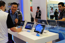 intel stand computex tablettes