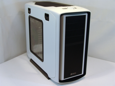 Corsair Graphit 600T White Edition