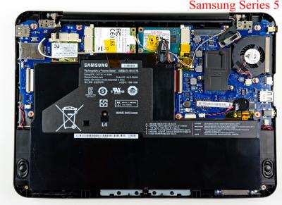 Samsung S5 iFixit