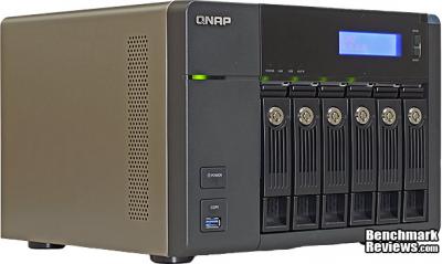 QNAP TS-659 Pro II Atom D525