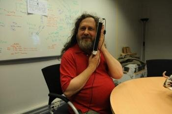 richard stallman GNU linux RMS APRIL