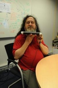 richard stallman GNU linux RMS APRIL