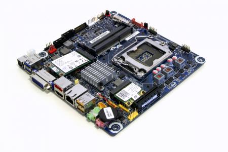 Intel DH61AG Thin Mini ITX mSATA WiDi