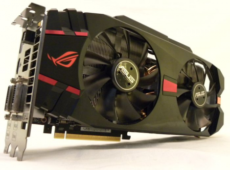 Asus GeForce GTX 580 DirectCu II