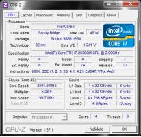Alienware M14x Core i7 2630QM