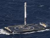 SpaceX : nouveau lancement et récupération d'une fusée Falcon 9 recyclée