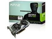 GeForce GTX 1060 OC (6 Go) de KFA2 : 223,11 €