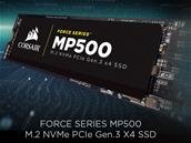 SSD Corsair M.2 NVMe de 240 Go ( 3 Go/s) : 99,90 €