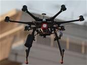 Des drones pour contrôler les dépassements de lignes continues