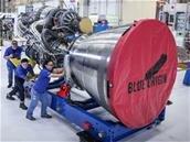 Blue Origin réalise avec succès un premier allumage de son prochain moteur BE-4