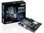 Carte mère ASUS Prime Z270-P (Kabylake, DDR4) à 67,90 €