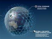 OneWeb a envoyé 34 nouveaux satellites dans l'espace