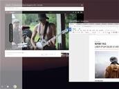 Une option split view apparaît dans le canal développeur de Chrome OS