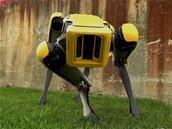 Boston Dynamics dévoile une nouvelle version de son robot SpotMini