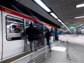 À Lyon, les stations de métro du réseau TCL sont connectées en 3G et 4G