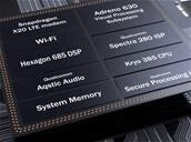 Qualcomm détaille son SoC Snapdragon 845 : 4G à 1,2 Gb/s , 8 coeurs Kryo 385 à 2,8 GHz