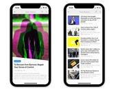 Feedly s'améliore sur iOS : iPhone X, thème « Pure black », meilleures intégrations