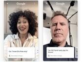 Google propose des réponses à vos questions sous la forme de… selfies