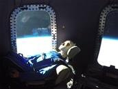 New Shepard : Blue Origin espère envoyer des humains dans l'espace d'ici un an