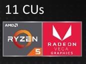 AMD améliore les performances de ses APU Ryzen dans Minecraft, Overwatch et PUBG