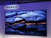 Une TV de 146 pouces chez Samsung, un écran enroulable de 66 pouces chez LG