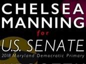 Chelsea Manning se présente pour le poste de sénateur du Maryland