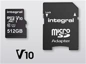 Integral Memory annonce une microSDXC de 512 Go, « la première au monde »