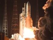 Arianespace revoit ses objectifs de lancements pour 2018 à la baisse