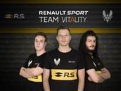 Renault Sport et Vitality cofondent une équipe Rocket League