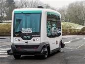 La RATP et le CEA font rouler des navettes autonomes sur route ouverte (mais privée)