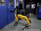 Quand Boston Dynamics empêche son robot SpotMini de mener à bien sa mission