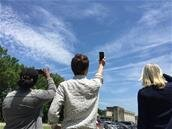 La NASA demande de l'aide : envoyez-lui des photos de nuages