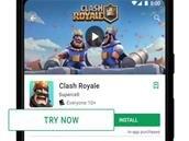 Android : des « jeux instantanés » pour jouer sans les installer