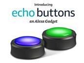 Amazon ouvre ses Echo Button aux développeurs avec une API, en version bêta